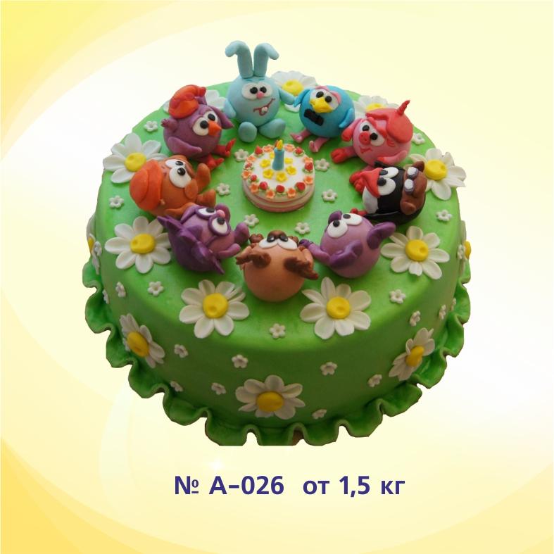 Где заказать детский торт отзывы